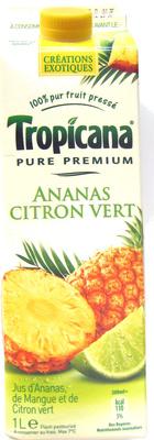 Pure Premium, Ananas Citron Vert - Produit