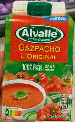 Gazpacho - Product - fr