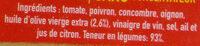 Gazpacho - Ingredients - fr