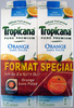 Orange sans pulpe (lot de 2 x 1 L) Tropicana - Product