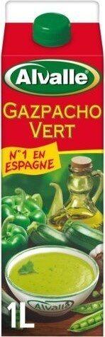 Gazpacho vert - Produit - fr