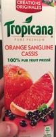 Pure Premium Orange sanguine cassis - Product - fr