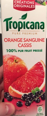 Pure Premium Orange sanguine cassis - Produit - fr