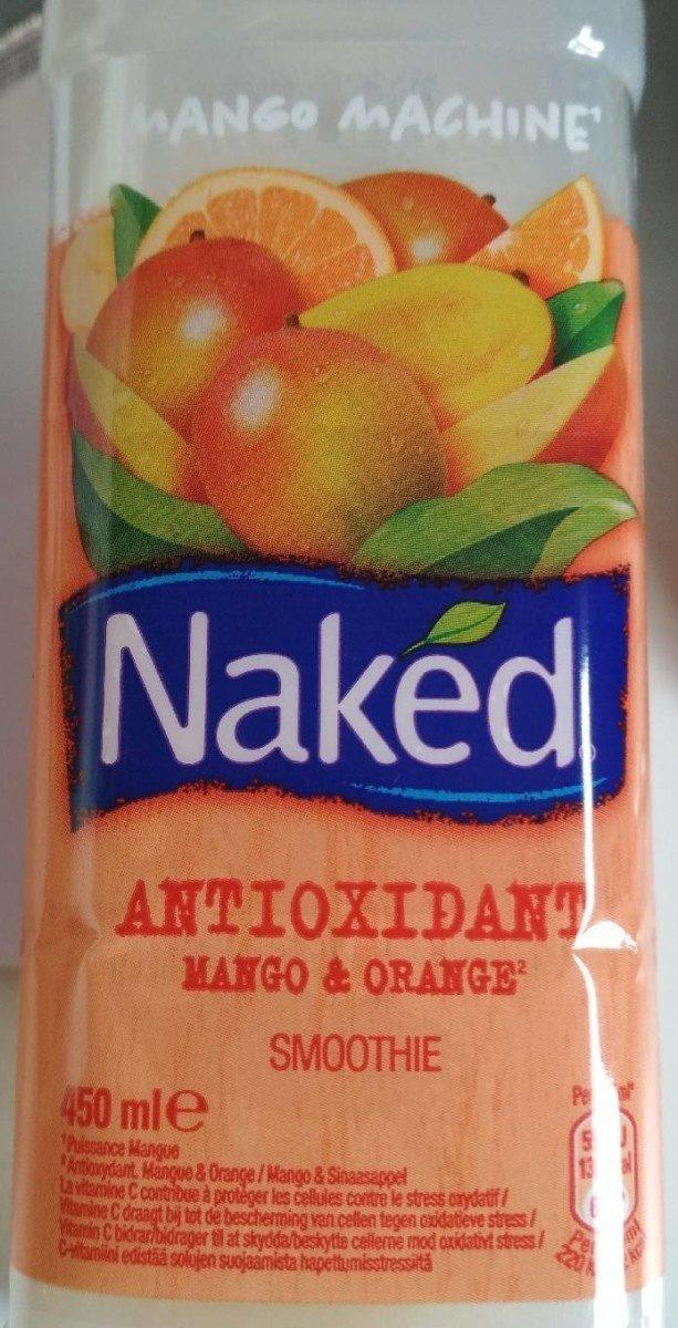 Antioxydant mango & orange - Product