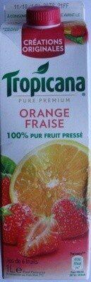 Créations Originales, Pure Premium Orange Fraise - Product - fr