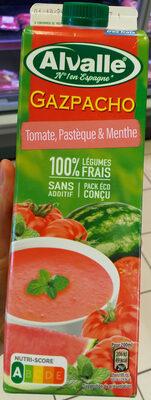 Soupe froide Tomate, Pastèque & Menthe - Produit - fr