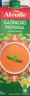 Gazpacho Provenzal - Product