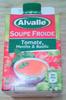 Soupe Froide Tomate, Menthe & Basilic - Produit