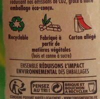 Gazpacho - Recycling instructions and/or packaging information - fr
