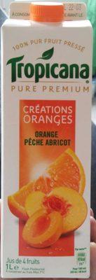 Créations Oranges - Orange Pêche Abricot - Product - fr