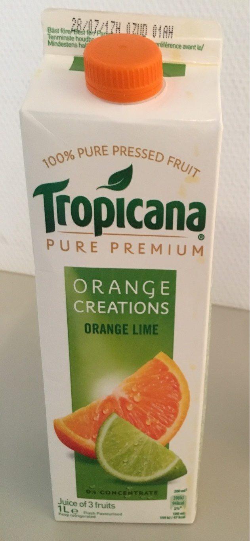 Orange Creation - Product
