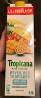 Réveil des tropiques - 100% pur fruit pressé - Produit - fr