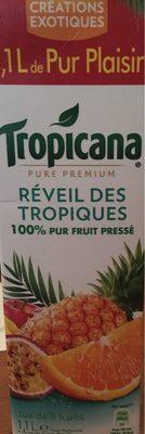 Reveil des tropiques - Product