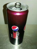 Pepsi max Cherry - Produit