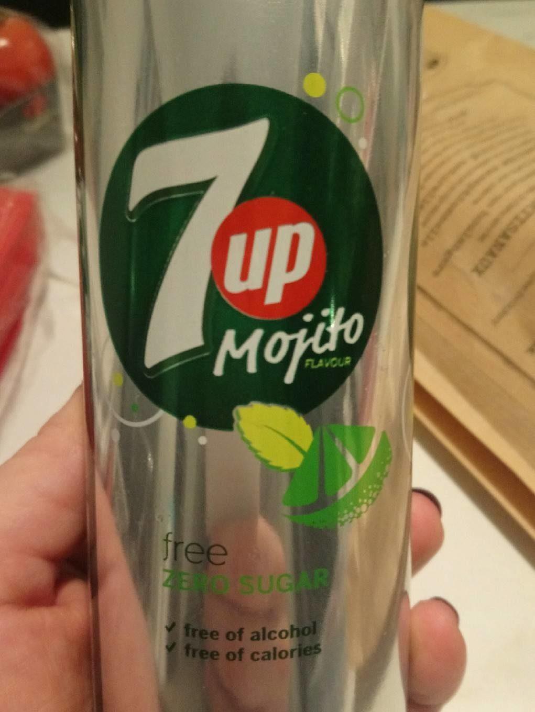 Seven up Mojito free sugar - Produit