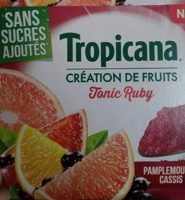 Tonic Ruby - Product - fr