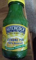 Zitrone Pur, 100 % Direktsaft - Produit