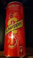 Schweppes Bitter Lemon - Product - fr