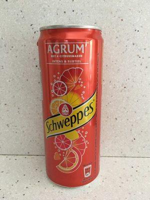 Schweppes Agrum - Produit