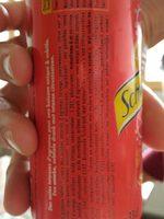 Schweppes Agrum - Ingrédients