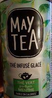 May Tea thé vert parfum menthe - Product - fr