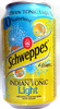 Schweppes Indian tonic light - Product