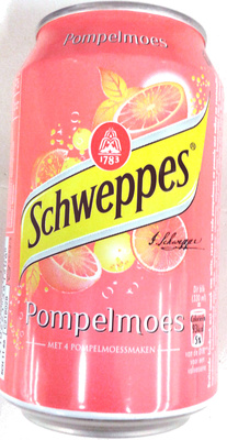 Schweppes pompelmoes - Product - fr