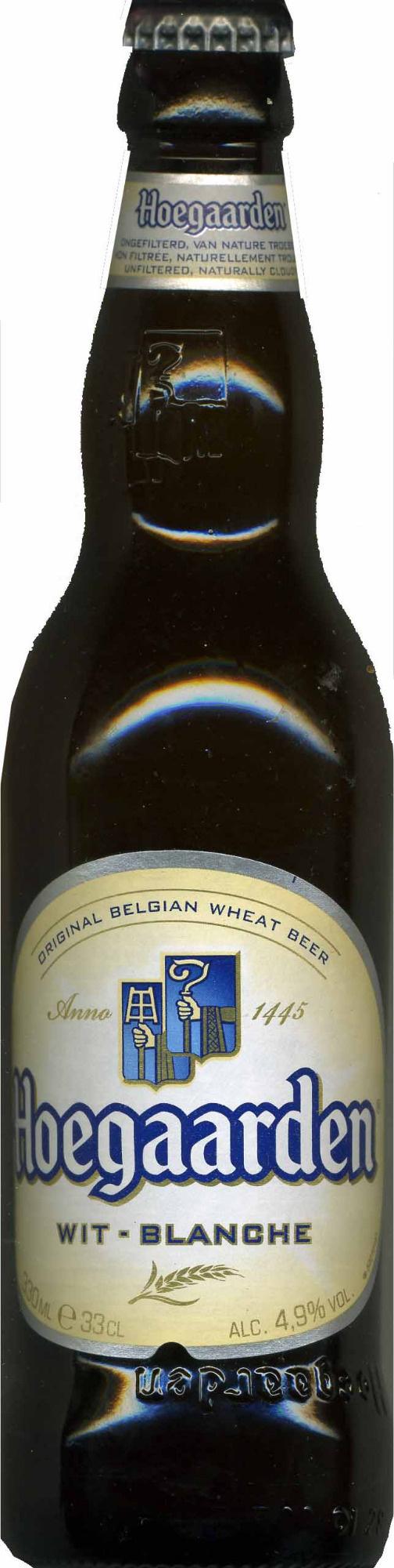 """Cerveza """"Hoegaarden"""" Wit - Product"""