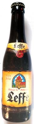 Bière belge brune d'abbaye - Produit - fr