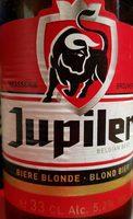 Bière Jupiler (5,2° - 33CL. ) - Product