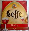 Leffe Ruby - Produit