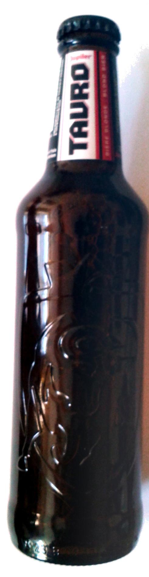 Bière Tauro - Produit