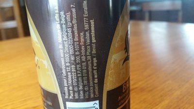 Bière brune - Product - fr
