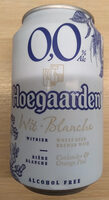 Hoegaarden Malt Beer - New / 0, 0% - Product