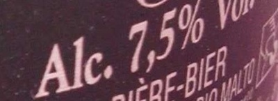 Leffe Royale - Nutrition facts - fr