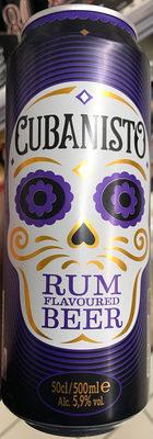 Bière Aromatisé au Rhum - Product - fr