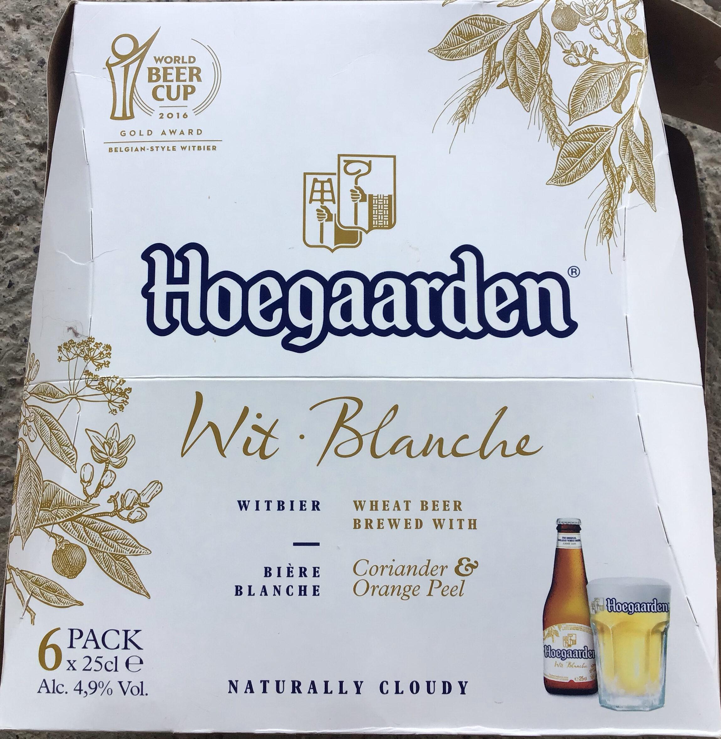Bière blanche - Product - fr