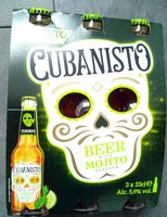 Cubanisto beer with mojito flavor - Produit - fr