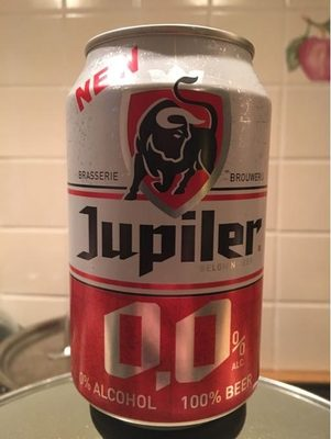 Jupiler 0,0% - Produit - fr