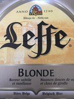 Leffe blonde - Produit - fr