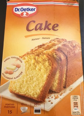 Cake - Product
