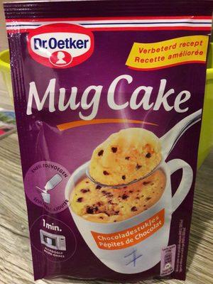 Mug Cake Pepites De Chocolat Dr Oetker 60 G E
