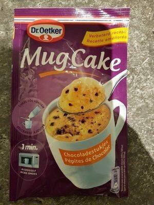 Mug Cake Pépites de Chocolat - Produit - fr
