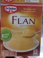 Flan - Product