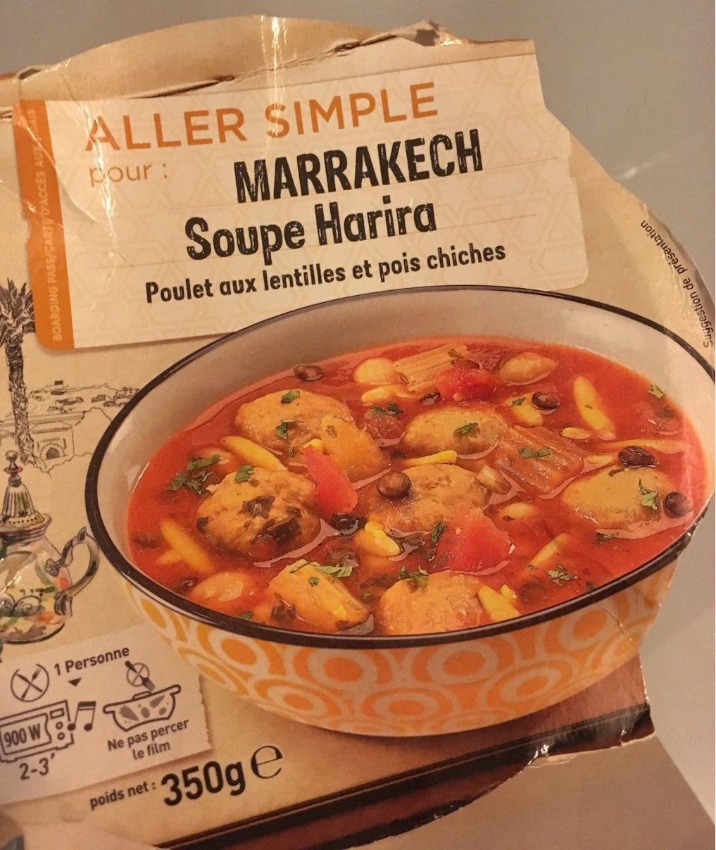 Aller simple pour marrakech soupe harira poulet aux lentilles et aller simple pour marrakech soupe harira poulet aux lentilles et pois chiches forumfinder Gallery