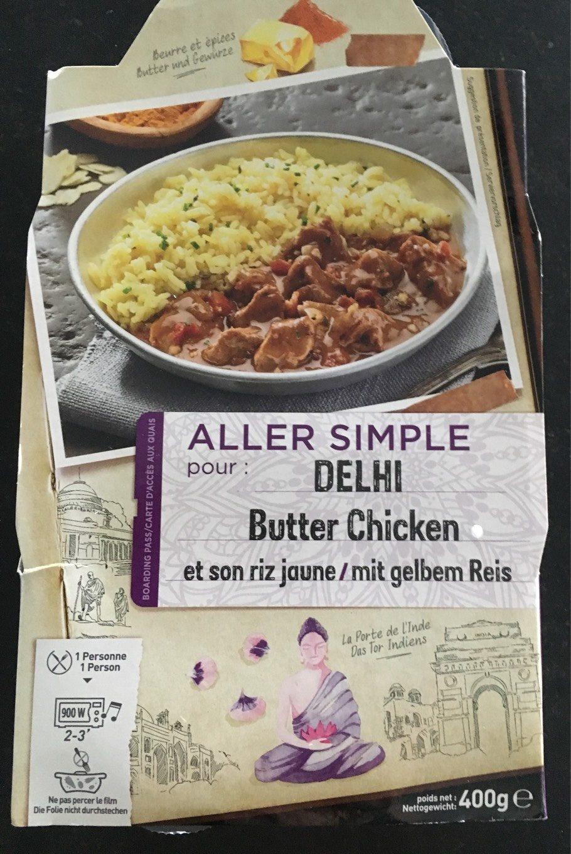 Delhi butter chicken aller simple delhi butter chicken product forumfinder Gallery
