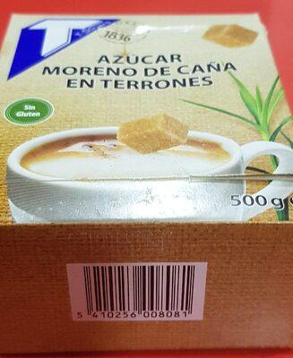 Azúcar Moreno caña - Producto - es