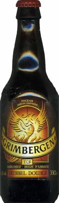 """Cerveza """"Grimbergen"""" Dubbel - Produit"""