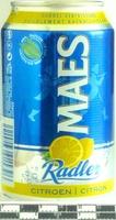 Maes Radler citron - Product
