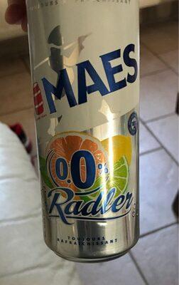 Maes 0.0% - Produit